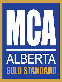 MCA Gold Certified Logo